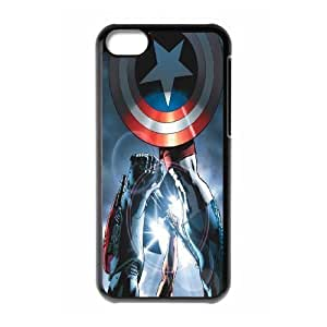 Custom High Quality WUCHAOGUI Phone case Caption American Pattern Protective Case For Iphone 6 (4.5) - Case-7