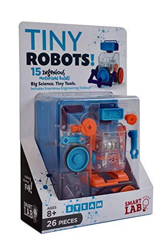SmartLab Toys Tiny Robots