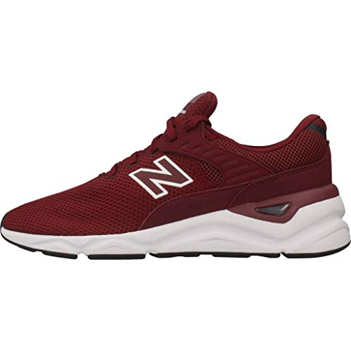 New Baskets Homme 90 X Balance Bas Rouge fwqfCSOr