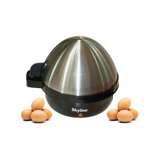 Jai Guruji Skyline Electric 7 Egg Boiler