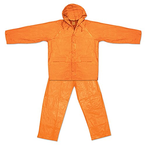 Ultimate Survival Technologies Youth All-Weather Rain Suit, Orange, Large/X-Large 20-RNW0009-08