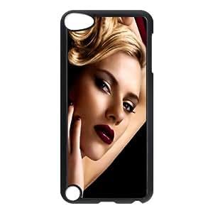 Scarlett Johansson SANDY0076743 Phone Back Case Customized Art Print Design Hard Shell Protection Ipod Touch 5