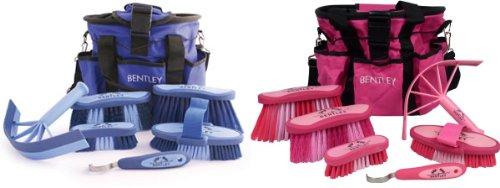 Bentley Slip-Not Grooming bag KIT - Blue