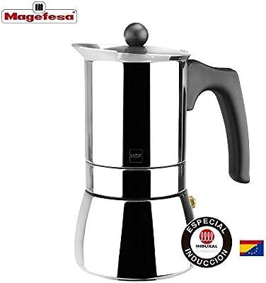 MAGEFESA Genova – La cafetera MAGEFESA Genova está Fabricada en ...