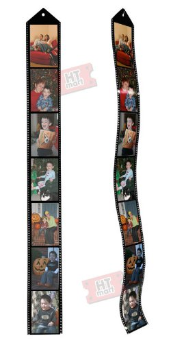 Filmstrip Picture Frame with Vertical Wave: Amazon.co.uk: Kitchen & Home