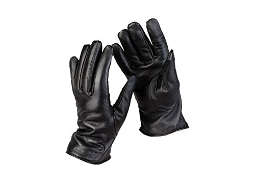 dwellbee-womens-classic-leather-winter-gloves-large-french-morocco-leather-black