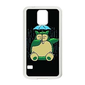 Samsung Galaxy S5 Phone Case White My Neighbor Totoro AFVT566186