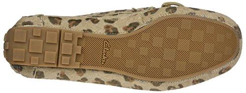 Mocassini leopard Natala Multicolore Comb Clarks Rio Donna Prt EZT6q