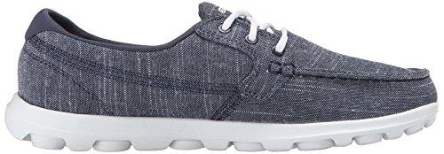 Skechers On-The-Go - Mist - Zapatillas de deporte Mujer Azul (Nvw)