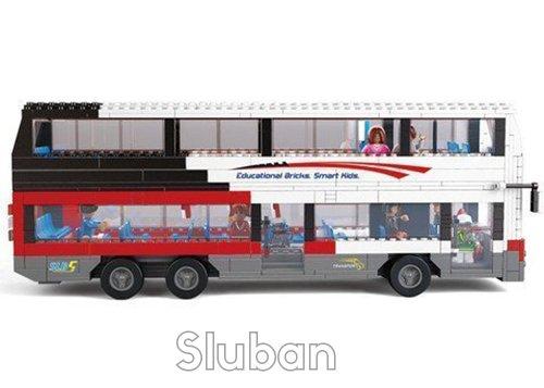 Sluban Town - Luxurious Double-Decker - 1
