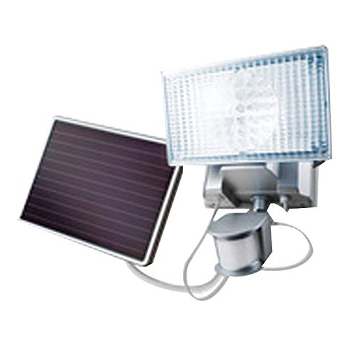 Maxsa 80 Led Solar Powered Motion Activated Outdoor Light in US - 2