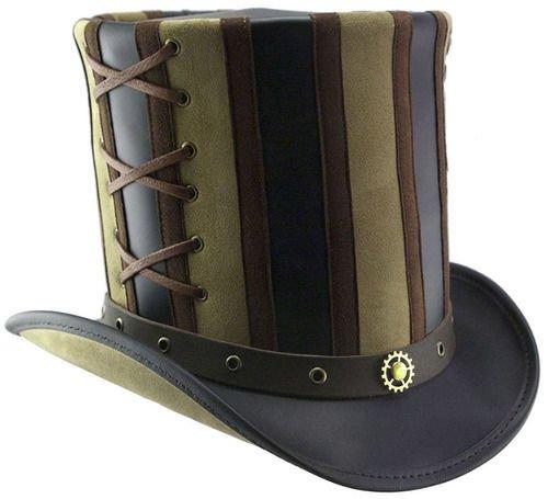 Head N Home Absinthe Top Hat - Absinthe Black Head