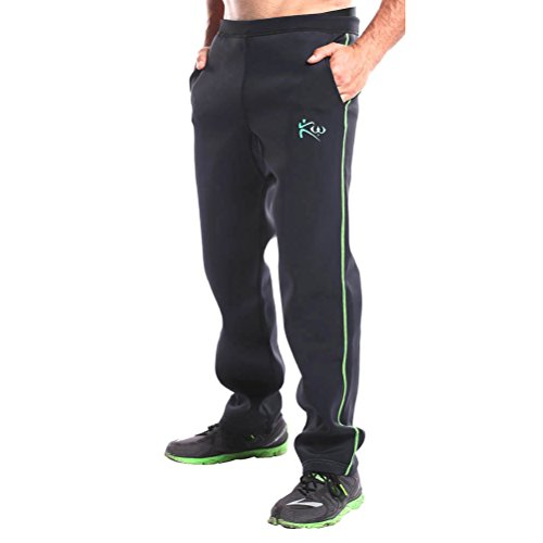 New Mens- Kutting Weight (cutting weight) neoprene weight loss sauna pant (X-Large)