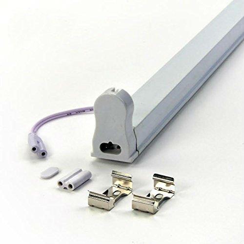 kingled - Soporte para tubo LED T8 de 120 cm techo puerta ...