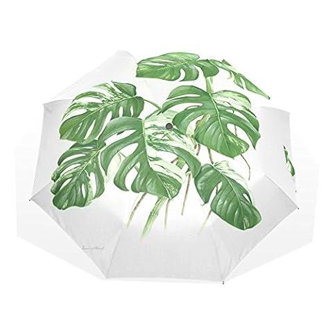 BYouLockX Evergreen Rain Umbrella for Windproof & UV protection - Evergreen Golf Umbrella
