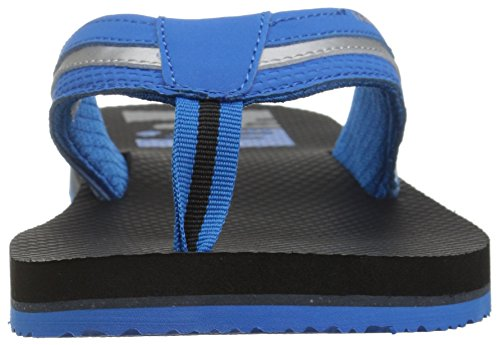 Men's Black New Brighton Balance Thong Blue Sandal H64Uqw