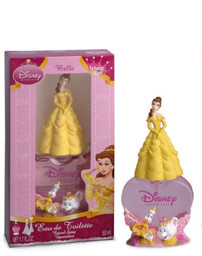 Click for larger image of Disney Beauty and The Beast Eau De Toilette Spray for Women, 1.7 Ounce