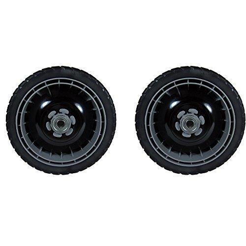 Honda 44710-VE1-E01 Front Wheels (Set of 2) by Cafetec (Image #1)