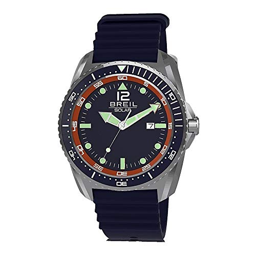 BREIL Watch SUBACQUEO SOLARE Male Only Time Rubber - TW1755