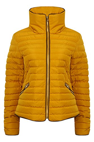 la meilleure attitude 7ceeb c8e5b Ladies Jacket Tokyo Laundry Womens Coat Quilted Padded Bomber Puffer Zip  Lined