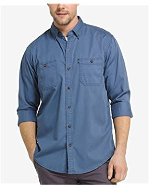 Men's Hudson Peak Twill Long Sleeve Shirt,