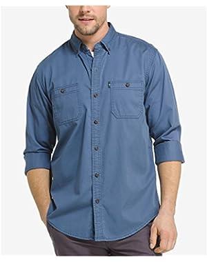 Men's Hudson Peak Twill Long Sleeve Shirt,