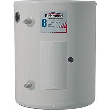 rheem 60 gallon electric water heater. rheem/richmond 6ep15-1 richmond electric water heater gal. , 15 gallon rheem 60