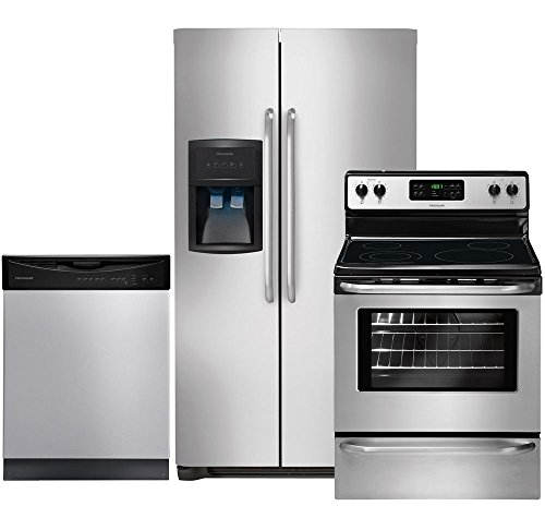 Frigidaire 3-Piece Kitchen Package