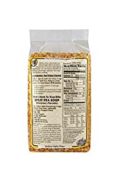 Bob\'s Red Mill Yellow Split Peas, 29 Ounce (Pack of 4)