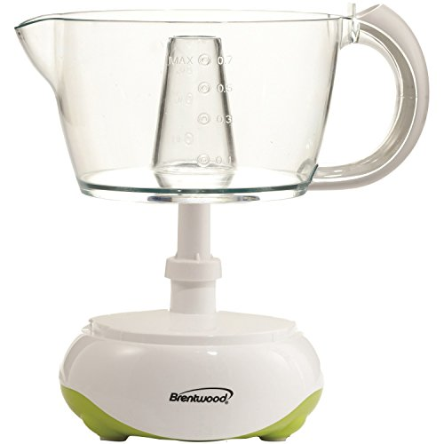 Brentwood  J-15  24oz  Electric  Citrus  Juicer,  White by Brentwood (Image #5)'