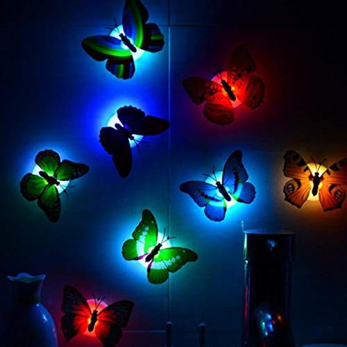Led 3D Butterfly Night Lights in US - 4