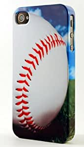 Baseball Up Close In Spring Dimensional Case Fits iPhone 5c