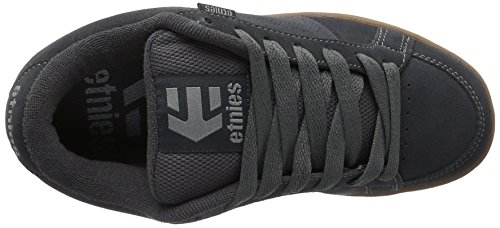Etnies Kingpin, Zapatillas de Skateboard Para Hombre Grau (023 , Dark Grey/Black/Gum)