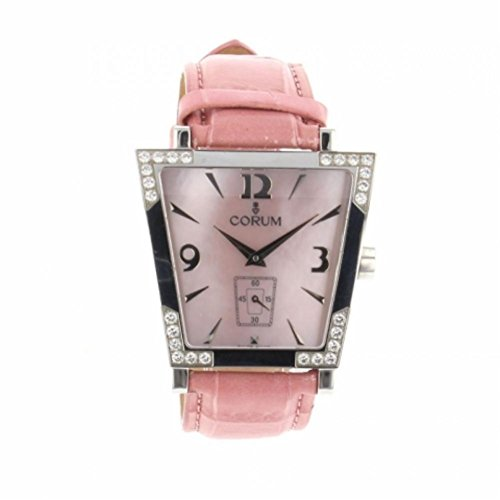 Corum Trapeze Quartz Female Watch 106-405-47/0008 (Certified Pre-Owned)