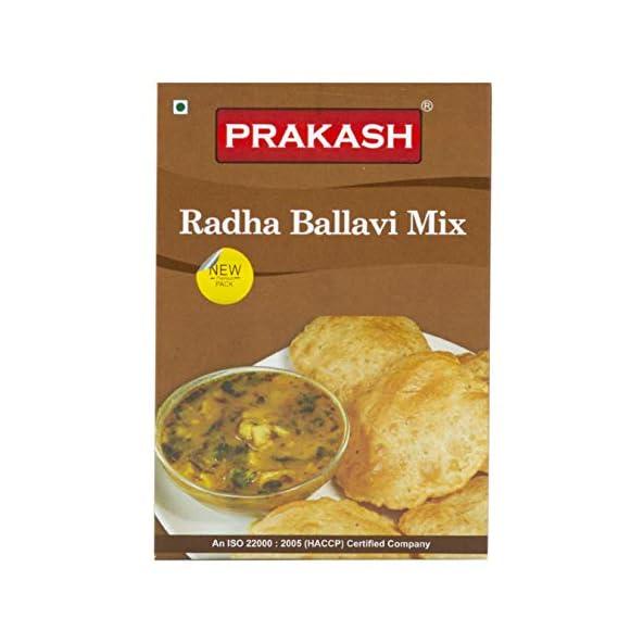 PRAKASH Radha Ballabhi Mix, 500g (100g*5)