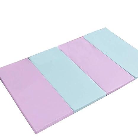 Colchón plegable acolchado impermeable para niños de 5 cm ...