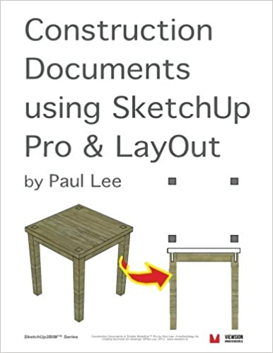 Construction Documents using SketchUp Pro & LayOut: Replace