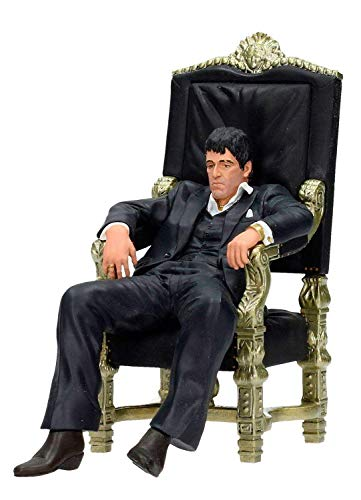 SD toys Movie Icons Scarface: Tony Montana Throne 7