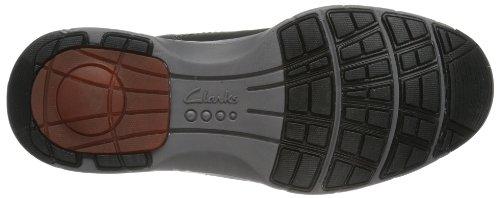 Clarks Vibe Scarpa Stringata Uomo 5 schwarz schwarz Skyward 203585567 Nero Classica 41