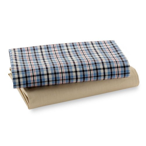 Aidan Fitted Crib Sheets 2-pk. ()
