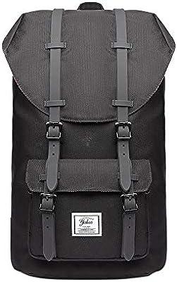 Amazon.com: Walmeck Backpack, Euramerican Fashionable Backpack Outdoor Male Shoulders Bag Large Capacity Computer Laptop Knapsack Mochila: Office Products