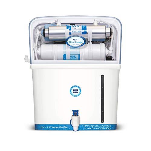kent ultra storage 7 l, uv and uf water purifier