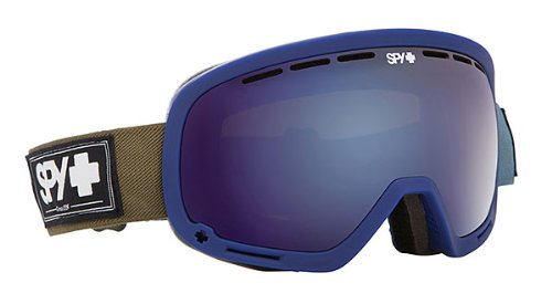 Spy Optic Marshall Snow Goggles, Outdoor Revival Frame/Bronze/Dark Blue Spectra Lens