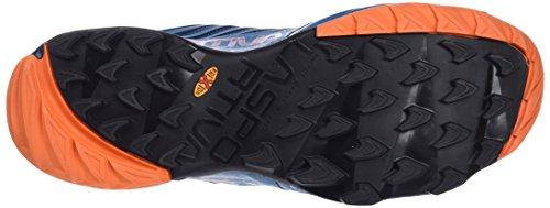 La Jaune Course Chaussures bleu 10 Homme Pour Piste Noir Uk Sportiva Rouge Akasha Multicouleur 5 De De De rPqrA