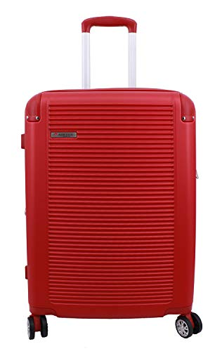 Suitcase 26 65 43 Rosso Navy X Airtex Blue A4x6wEB