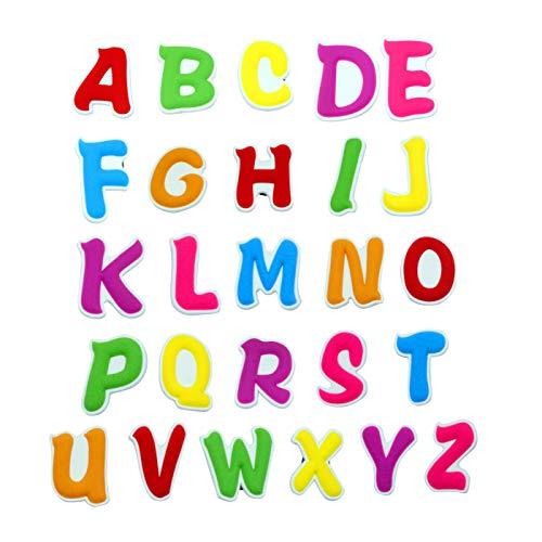 - Fridge Magnets Educational Alphabet Magnets Magnetic 26 PCS Letters Whiteboards,Fridge,Crafts,Noticeboard