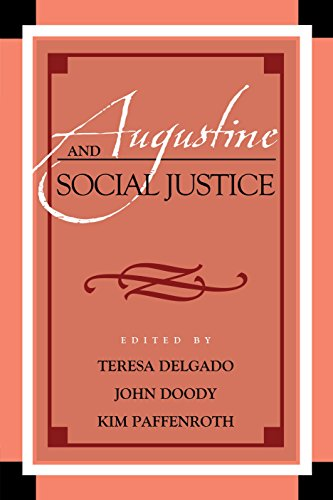 Books : Augustine and Social Justice (Augustine in Conversation: Tradition and Innovation)