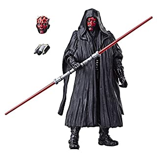 "Star Wars The Black Series Archive Darth Maul 6"" Scale Figure"