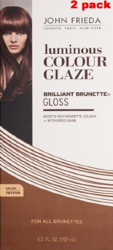 John Frieda Luminous Colour Glaze Brilliant Brunette Glos...