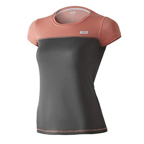 42K Running – Functioneel shirt 42K SYRUSS dames grijs M